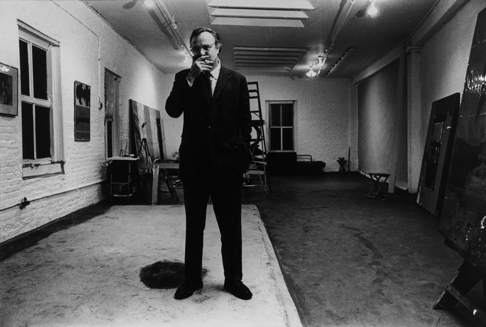 Robert Motherwell by Ugo Mulas