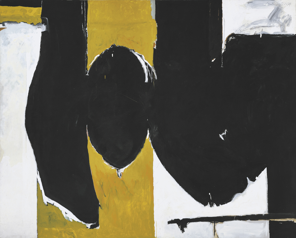A Case Study of Robert Motherwell's Reworking Method