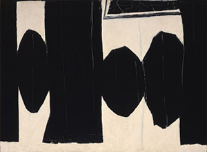 Robert Motherwell, At Five in the Afternoon, 1950