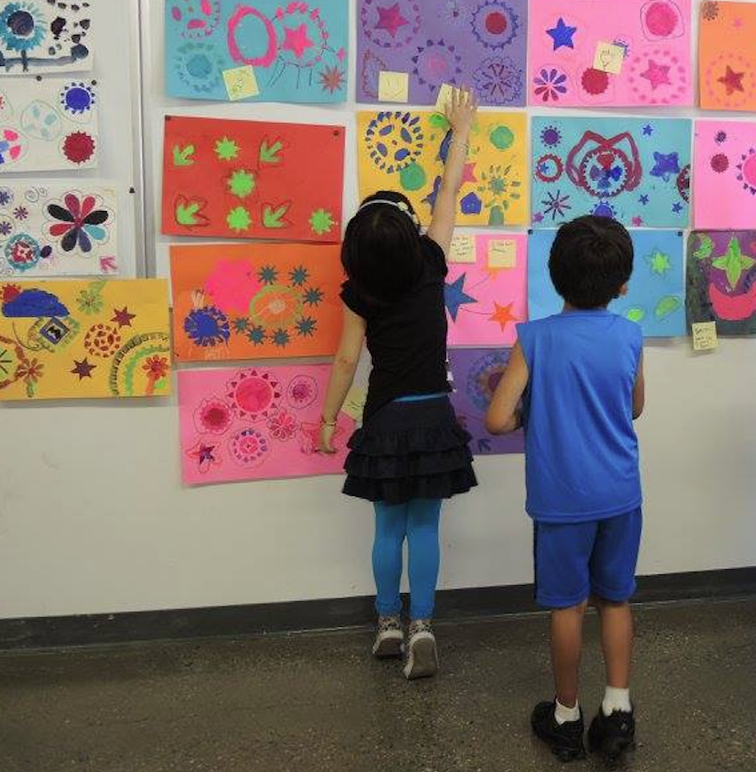 Summer Arts Camp The Dedalus Foundation